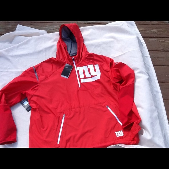 Nike New York Giants red color rush jacket 3xl 64d24b691